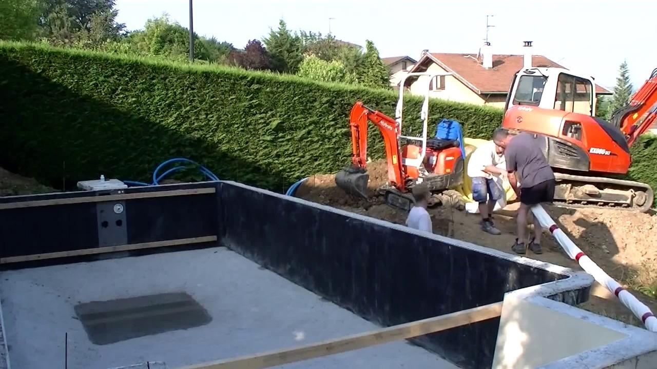Construction D'une Piscine Desjoyaux tout Tarif Piscine Desjoyaux