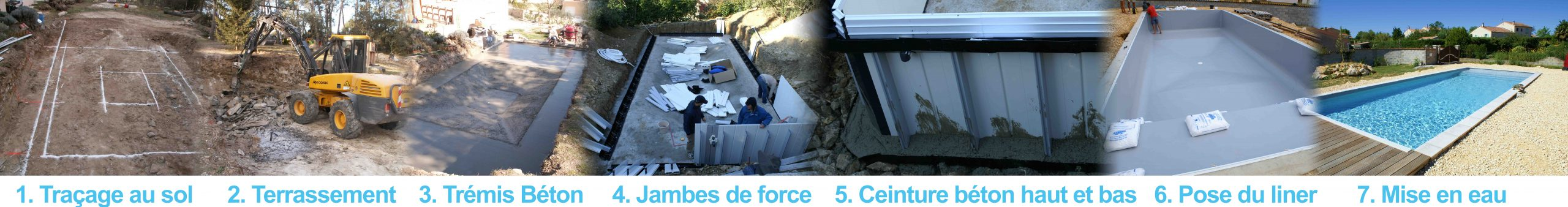 Construction Piscines Nimes - Gepad Piscines Et Spa Nîmes ... intérieur Piscine Encastrable