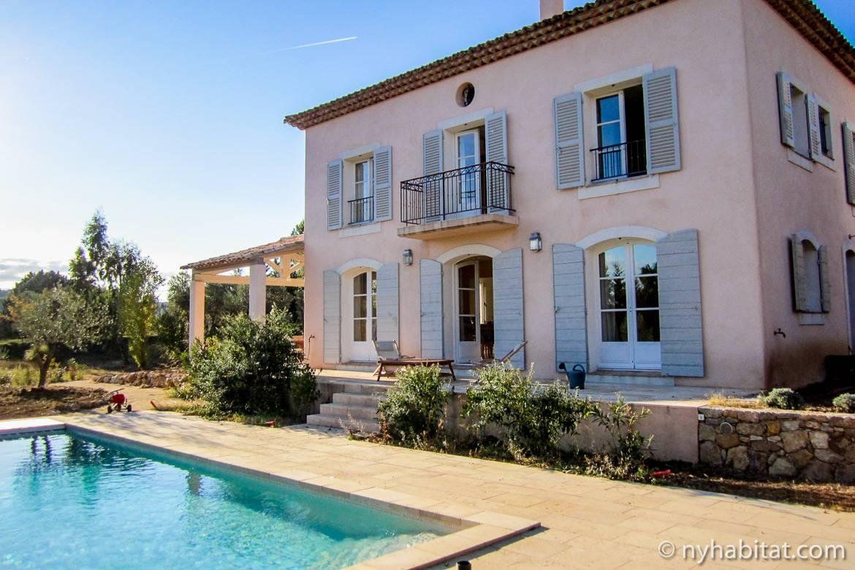 Construire Une Maison Pour Votre Famille: Location ... à Location Maison Avec Piscine France