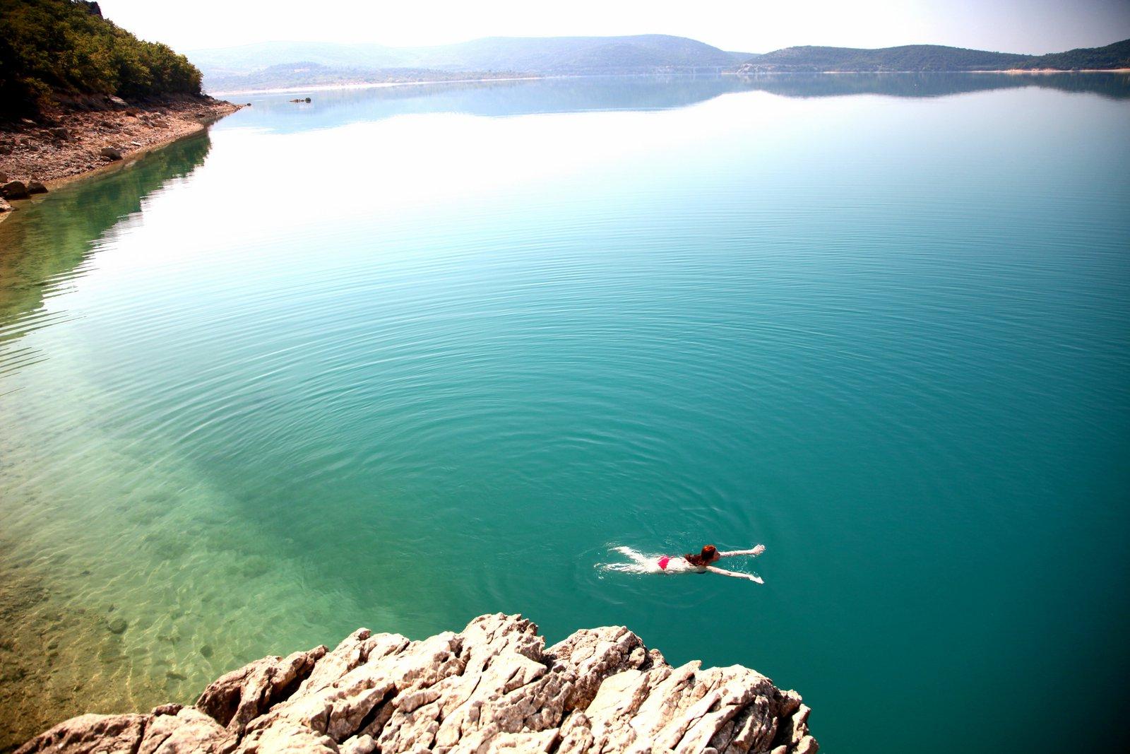 Corse - Baignades Sauvages France: Les Plus Beaux Lacs ... intérieur Piscine Naturelle D Eau Chaude Corse Du Sud