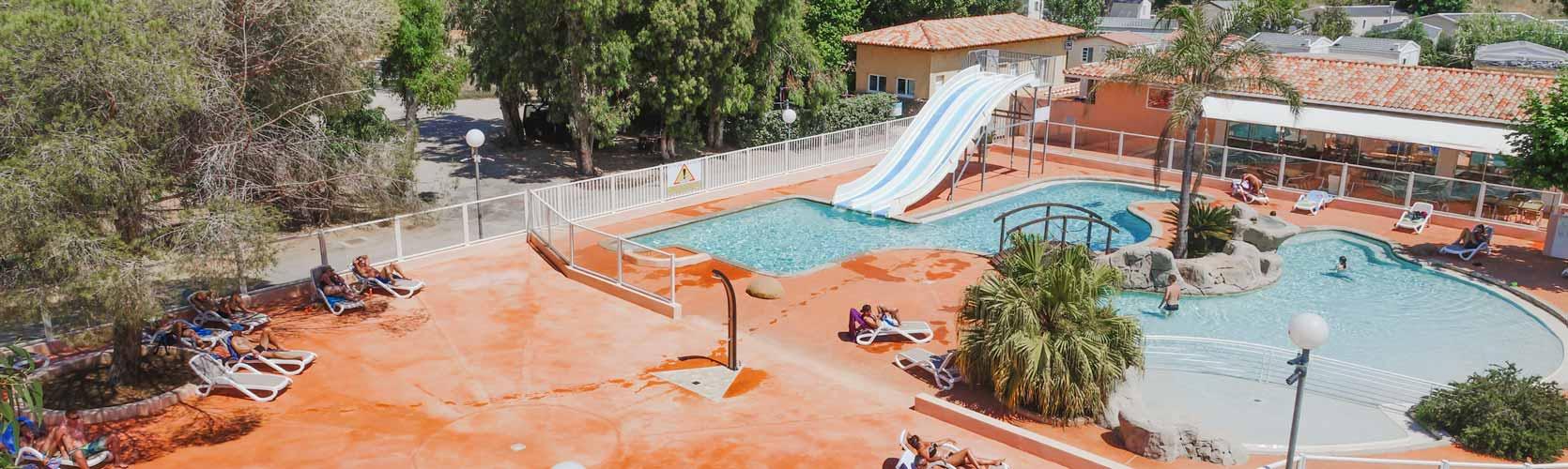 Corsica Campsite With Swimming Pool   Calvi Campsite With ... concernant Camping Var Avec Piscine