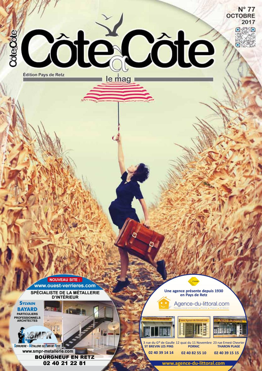 Côte À Côte Le Mag - Édition Pays De Retz - N°77 By Côte À ... destiné Dimension Piscine Non Imposable