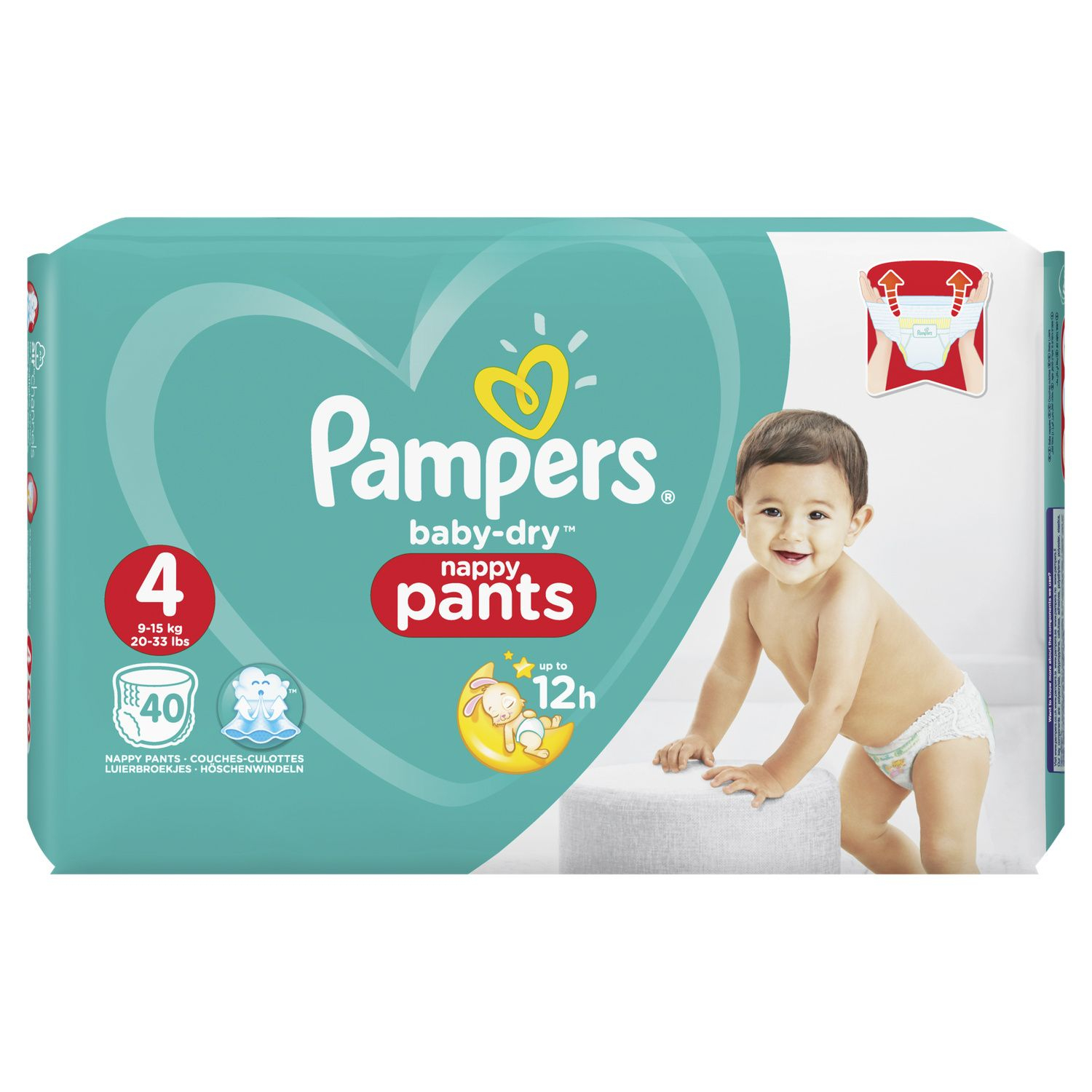 Couches Taille 4 : 8-15 Kg Baby Dry Pants Pampers : Le ... destiné Couche Piscine Carrefour