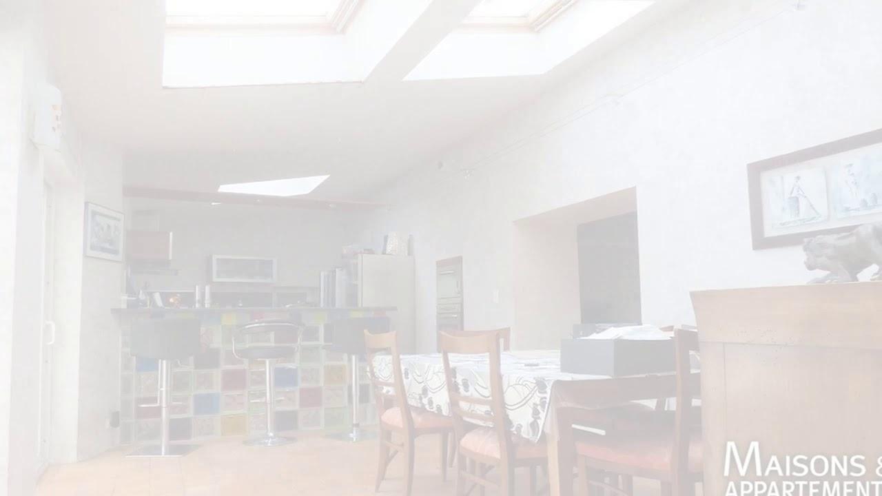 Coueron - Maison A Vendre - 366 800 € - 168 M² - 7 Pièces tout Piscine Coueron