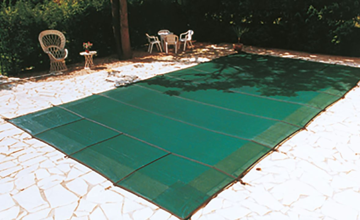 Couverture De Piscine : L'alliée Protection, Sécurité Et Confort encequiconcerne Filet Protection Piscine