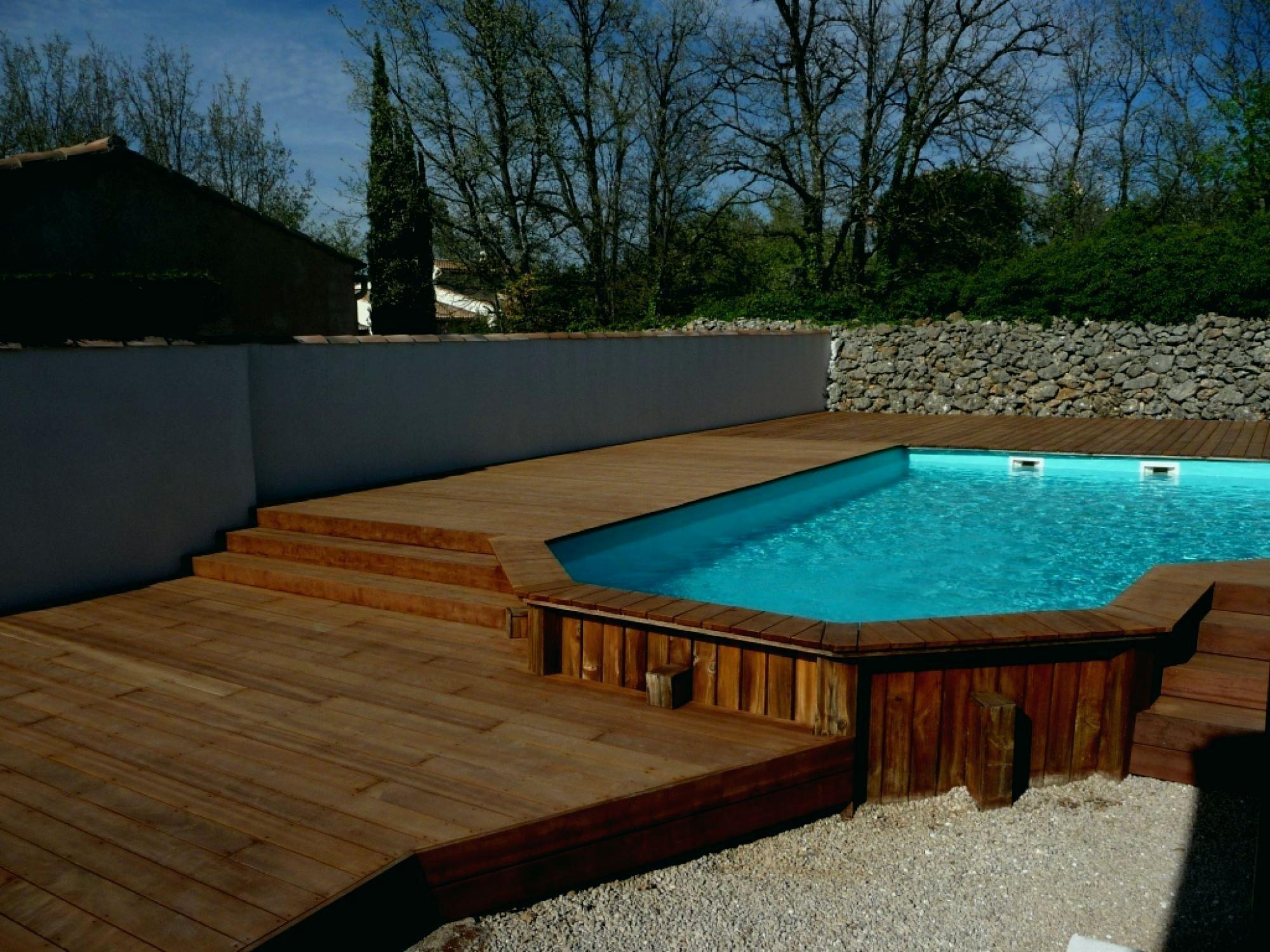 Couverture Piscine Terrasse Élégant Piscine Hors Sol ... destiné Piscine Auchel