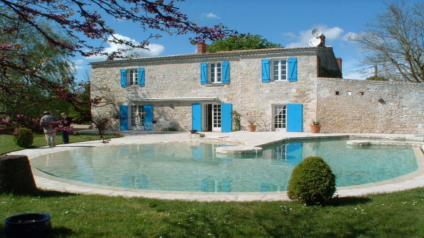 Cuisine: Chambres D&;hã´tes Avec Piscine Et Espace Bien ... avec Location Maison Avec Piscine France