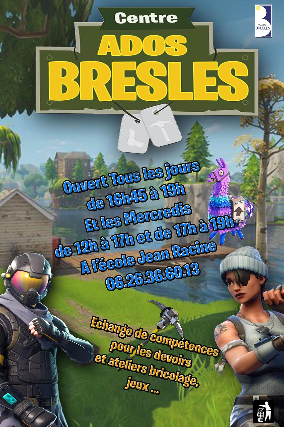 Culture Et Loisirs | Mairie De Bresles destiné Piscine De Bresles