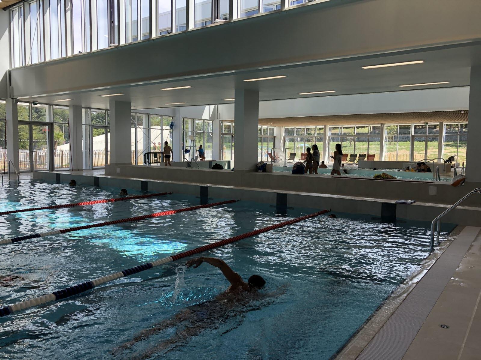 Culture - Loisirs | Annonay : Le Centre Aquatique Aquavaure ... à Piscine Annonay
