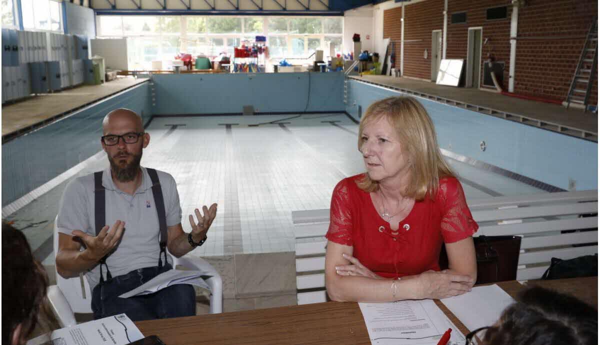 Culture - Loisirs | Piscine De Sarralbe : Réouverture Prévue ... pour Piscine Sarralbe
