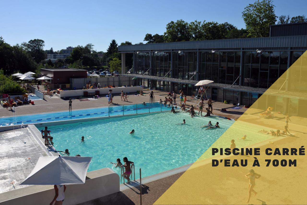 Daire Legend Bourg En Bresse - Parking Pr (Fransa Bourg-En ... concernant Piscine Carré D Eau