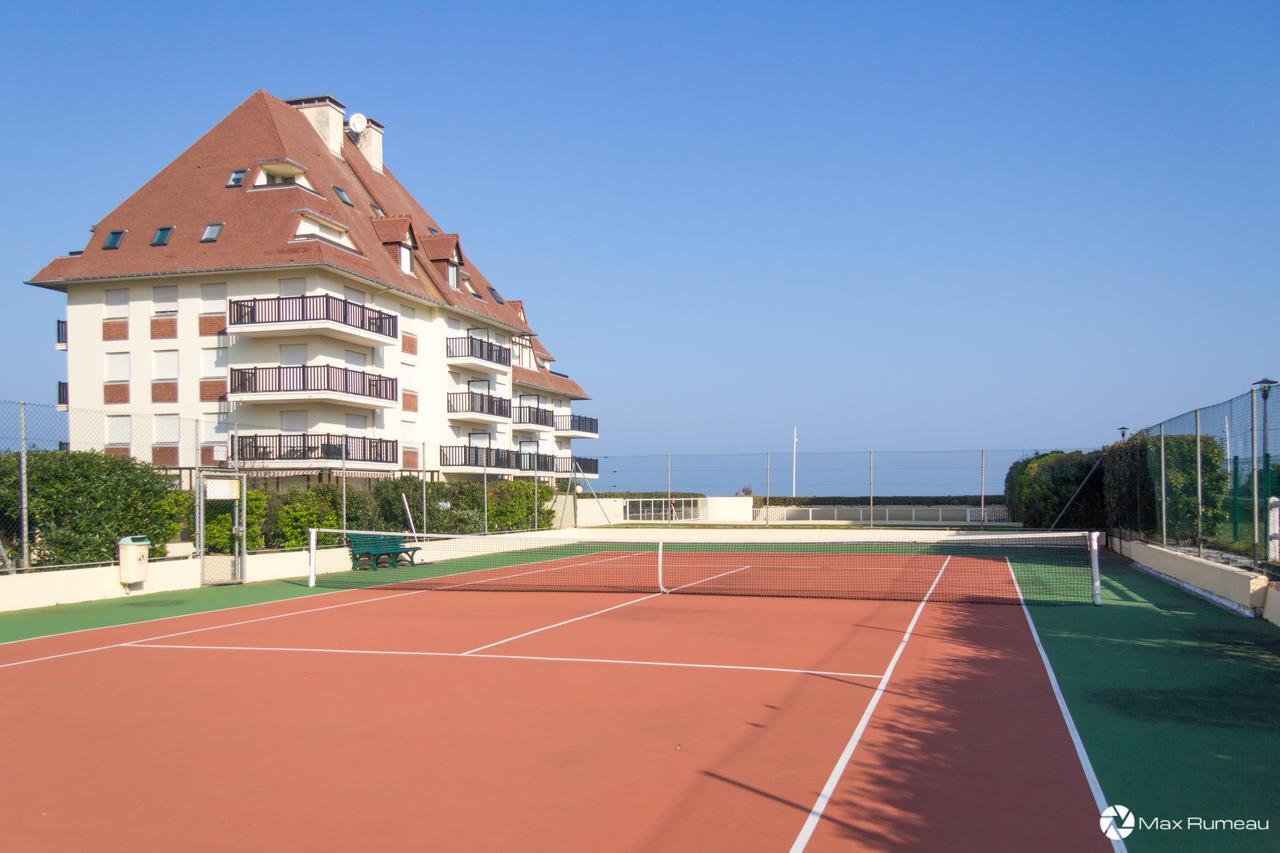 Daire Studio Moderne Accès Plage, Piscine Et Tennis (Fransa ... pour Hotel Avec Piscine Normandie