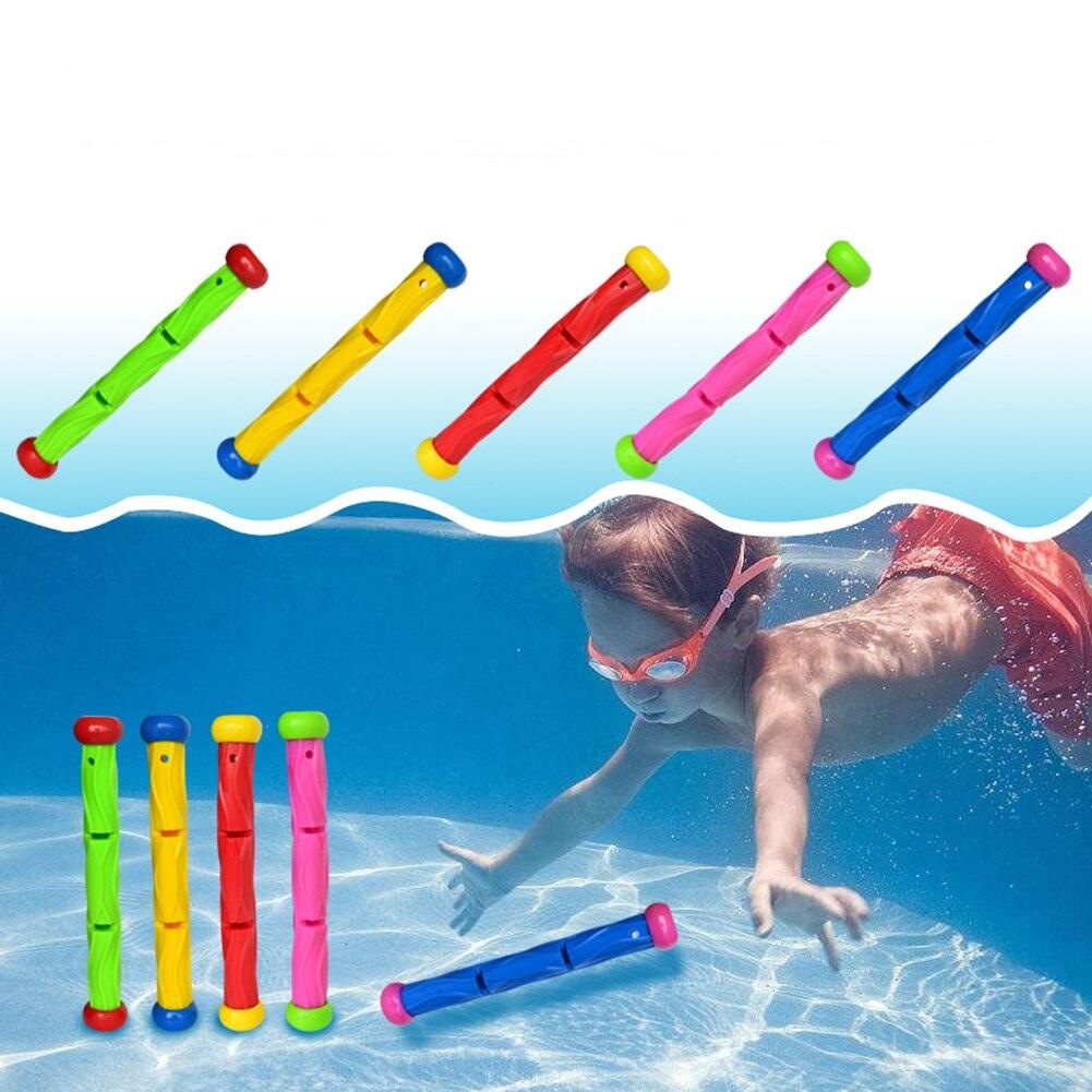 Dalış Halkası Dalış Oyunu Su Oyuncakları Deniz Bitki Çubuk Yaz Yüzme Havuzu  Aksesuarları Sualtı Oyunu Dalış Şamandıralar Atma Oyuncak Seti concernant Toboggan Piscine Gonflable