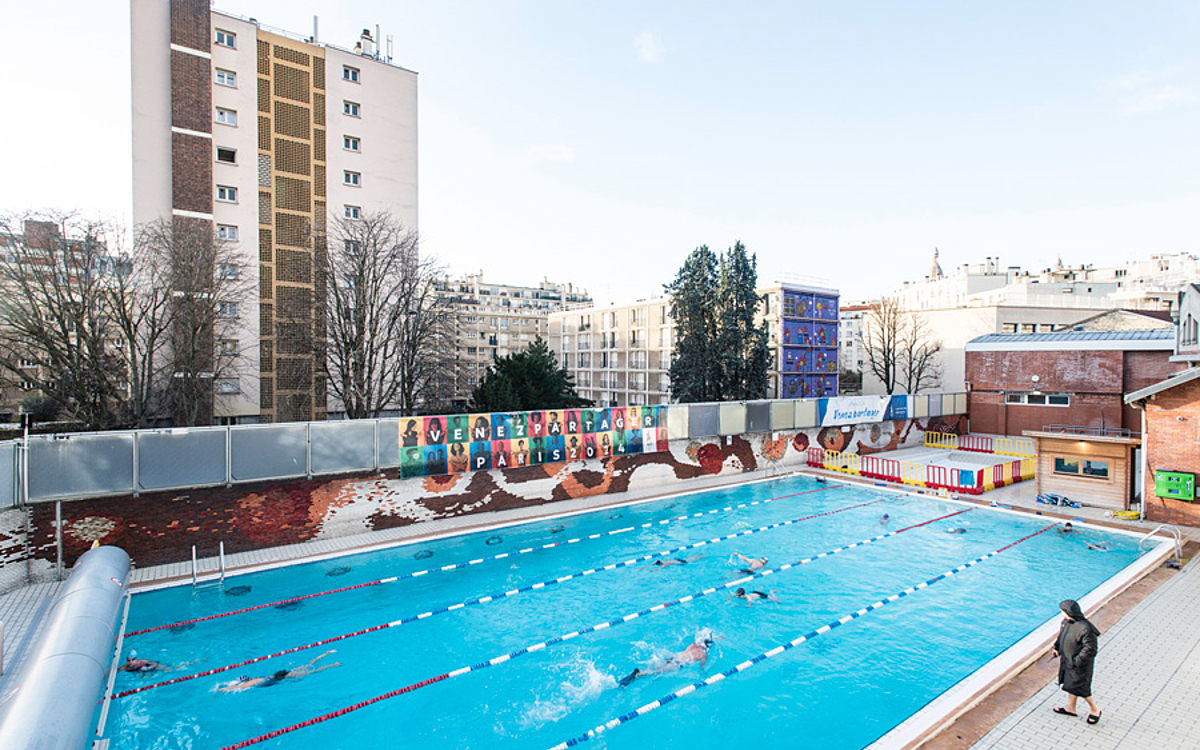 Dans Les Coulisses De La Piscine De La - Ville De Paris serapportantà Piscine Paris 9