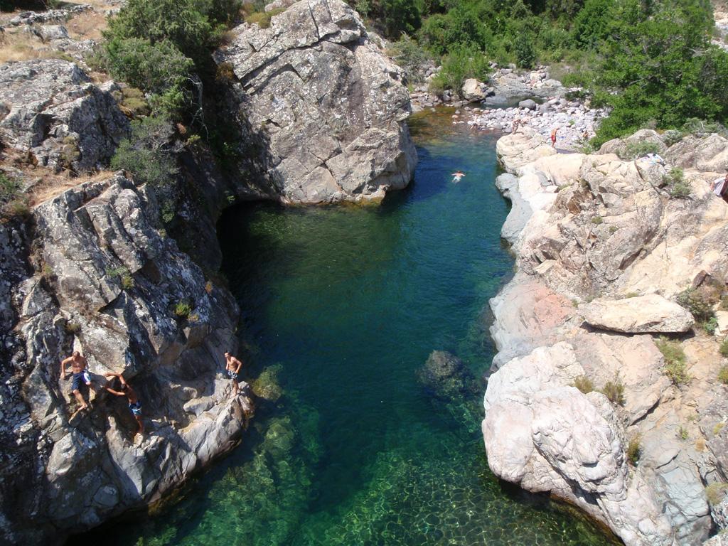 De Calvi À Galéria Et La Vallée Du Fango dedans Piscine Naturelle D Eau Chaude Corse Du Sud