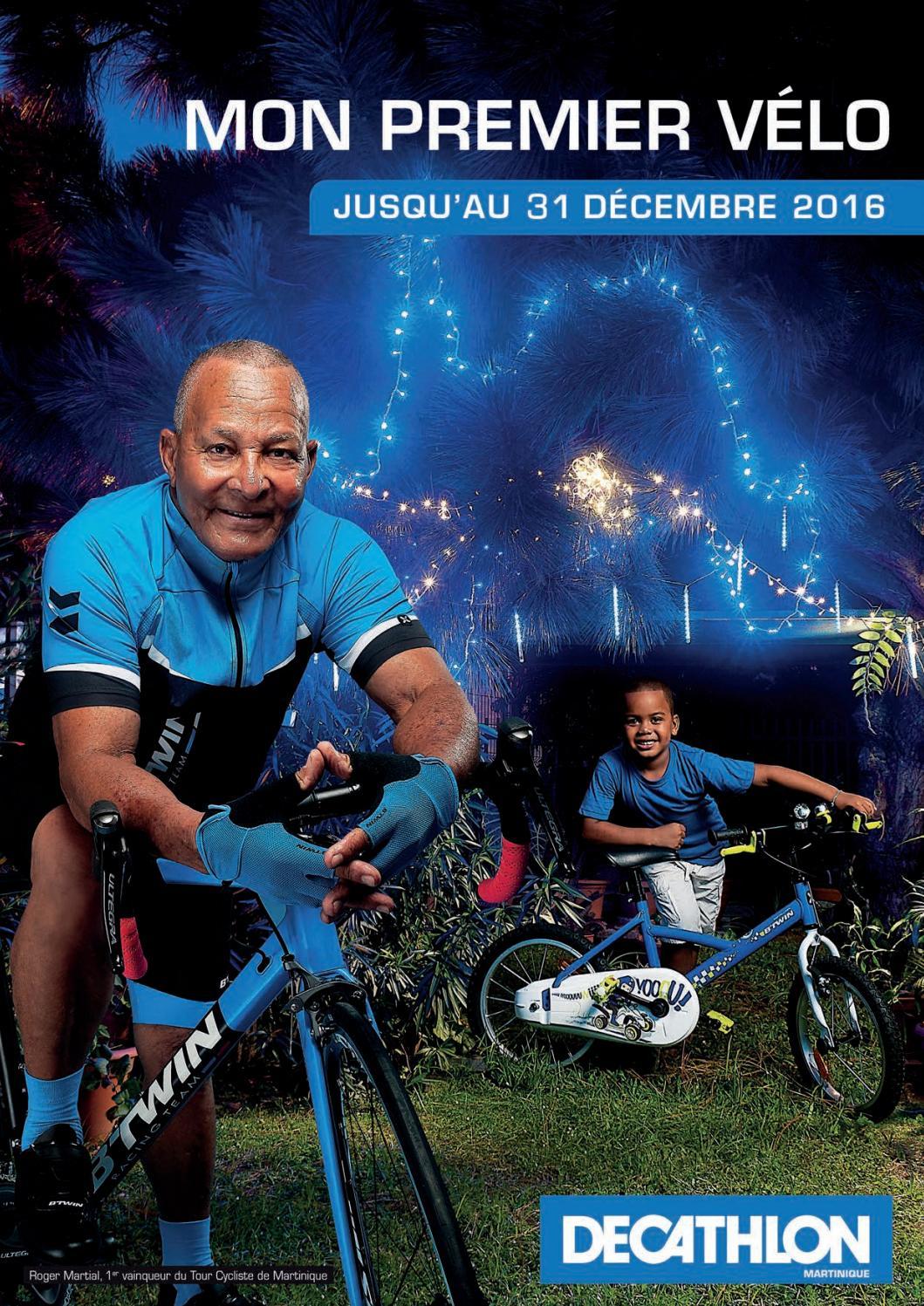 Décathlon Martinique : Mon Premier Vélo (Jusqu'au 31 ... avec Velo Piscine Decathlon