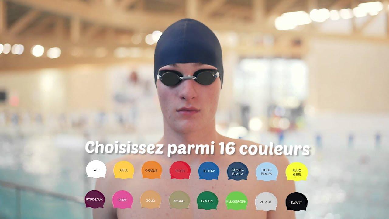 Decathlon - Personnalisation De Bonnets De Bain destiné Bonnet De Bain Piscine