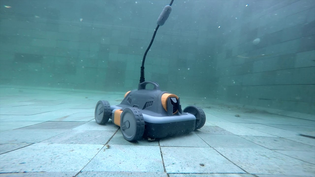 Découvrir Le Robot De Piscine Électrique Drakbot encequiconcerne Robot Piscine Leroy Merlin