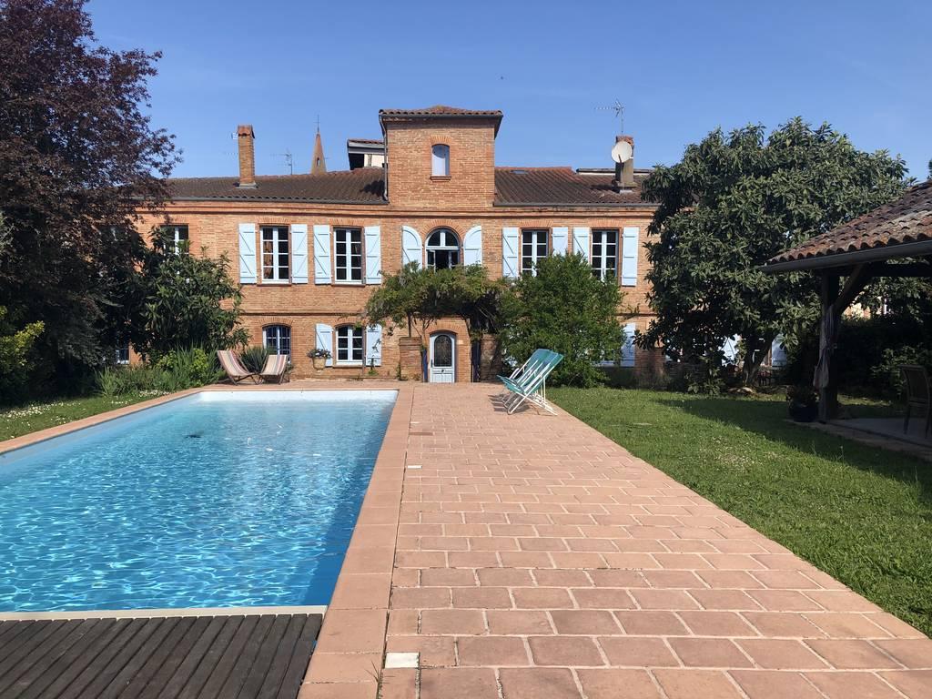 Demeures De Charme : Immobilier De Luxe & Prestige à Location Maison Avec Piscine France