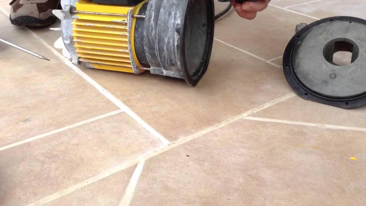 Demonter Pompe Espa Tiper 75 M encequiconcerne Demontage Pompe Piscine