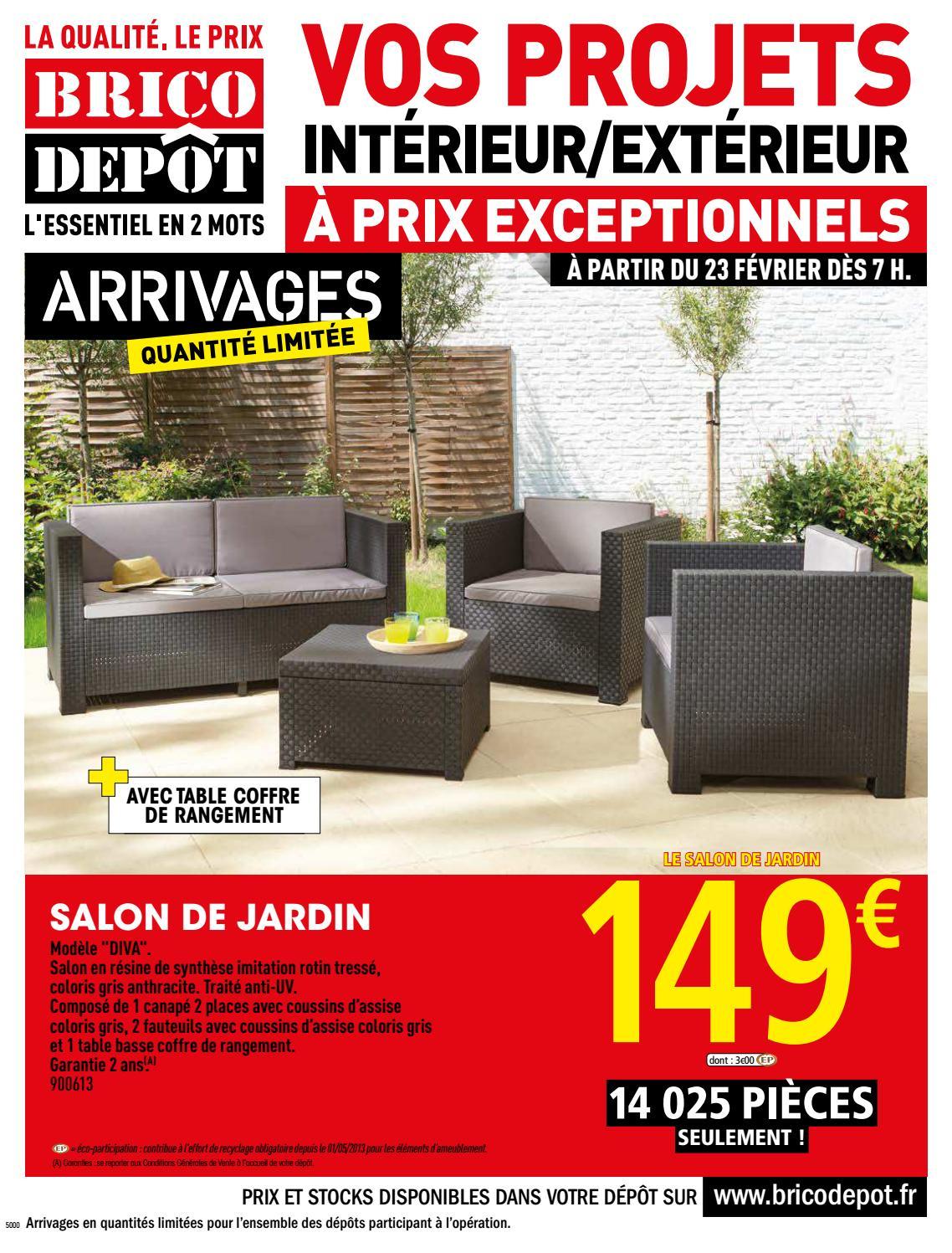 Dep230218 1 By Jan Deo - Issuu concernant Pompe Piscine Brico Depot
