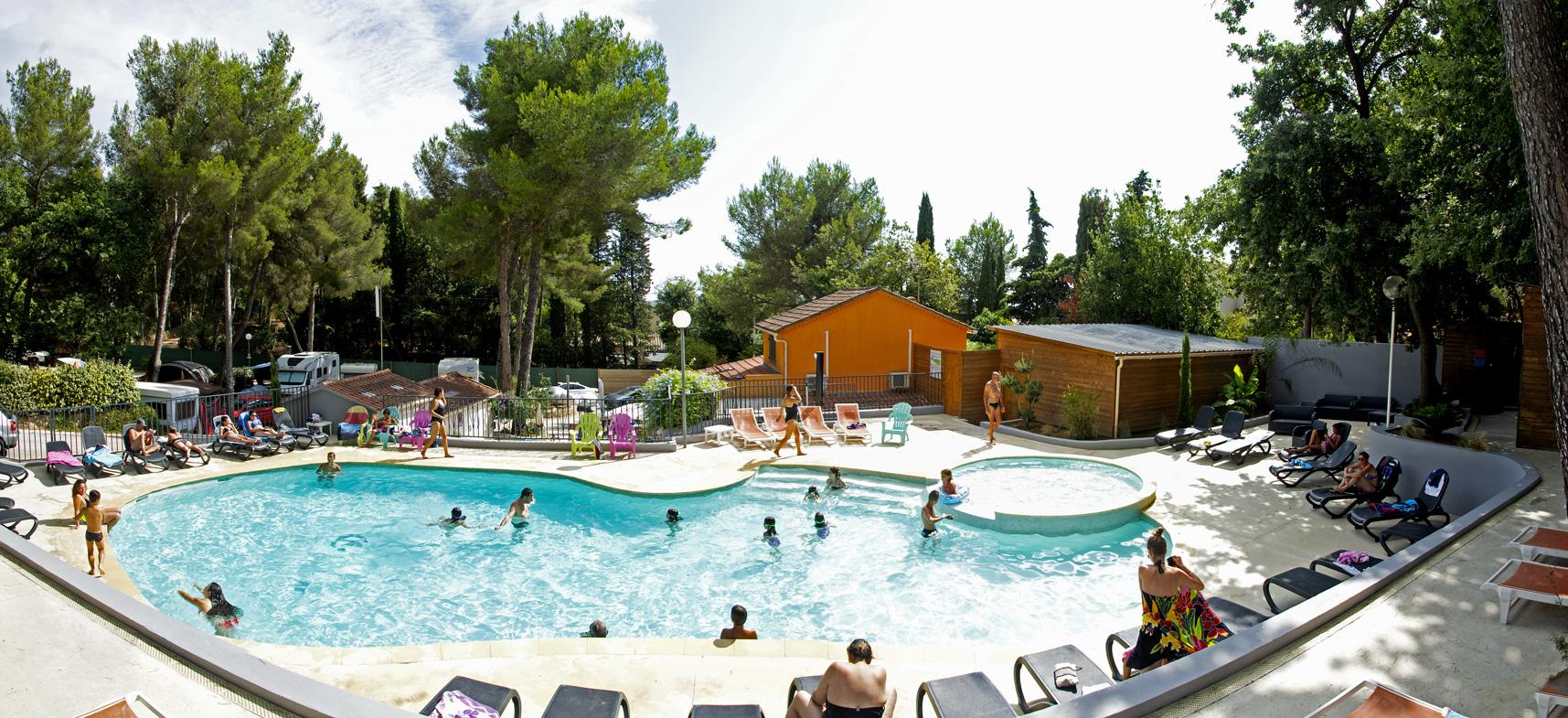 Des Vacances En Camping 4 Étoiles Sur Les Plages De La ... encequiconcerne Camping Bandol Avec Piscine
