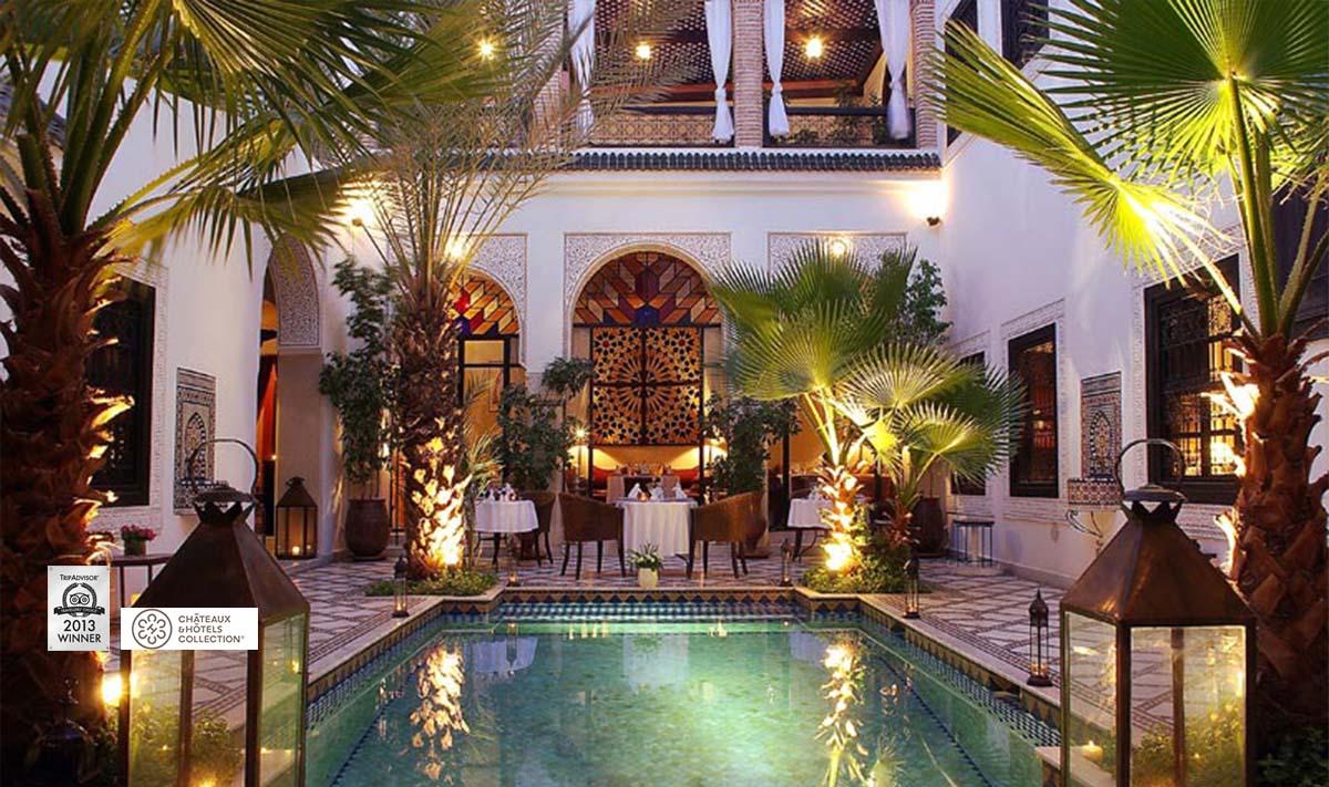 Design Hotels Marrakech - Heser.vtngcf.org dedans Riad Marrakech Avec Piscine