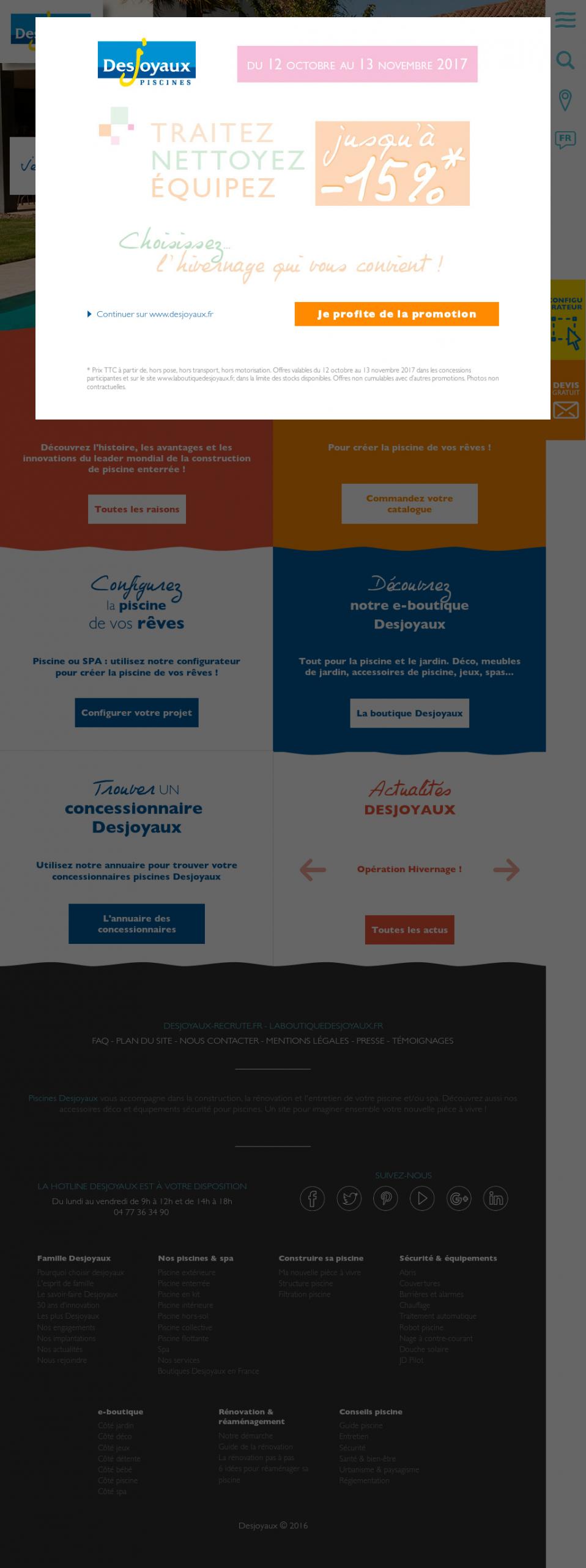 Desjoyaux Competitors, Revenue And Employees - Owler Company ... concernant Piscine Desjoyaux Prix 2017