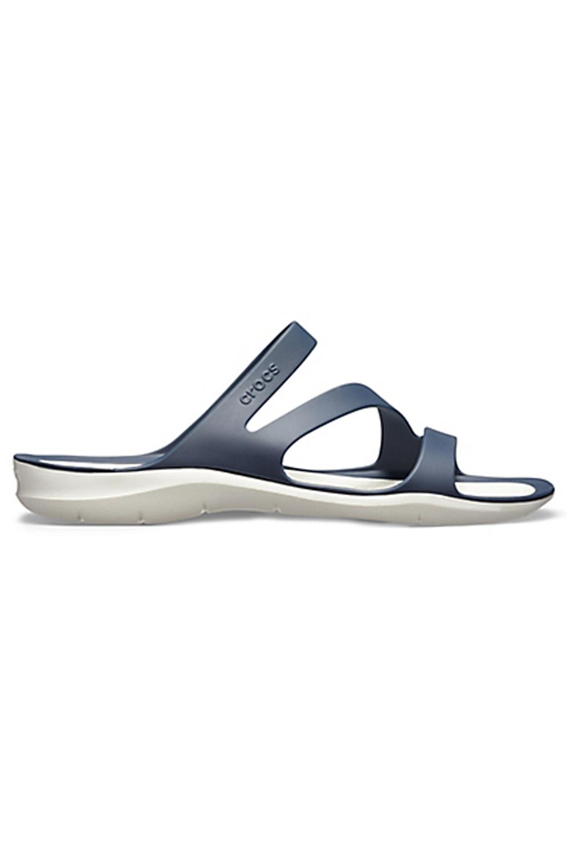 Détails Sur Crocs Femmes Eaux Vives Sandales Plage Piscine Été À Enfiler  Tongs Chaussures serapportantà Sandales De Piscine