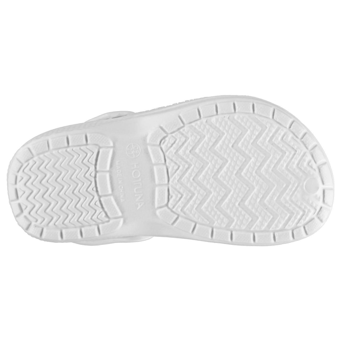 Détails Sur Hot Tuna Enfants Sabots Chaussures D'été Sandales Plage Piscine  Confortables avec Sandales De Piscine