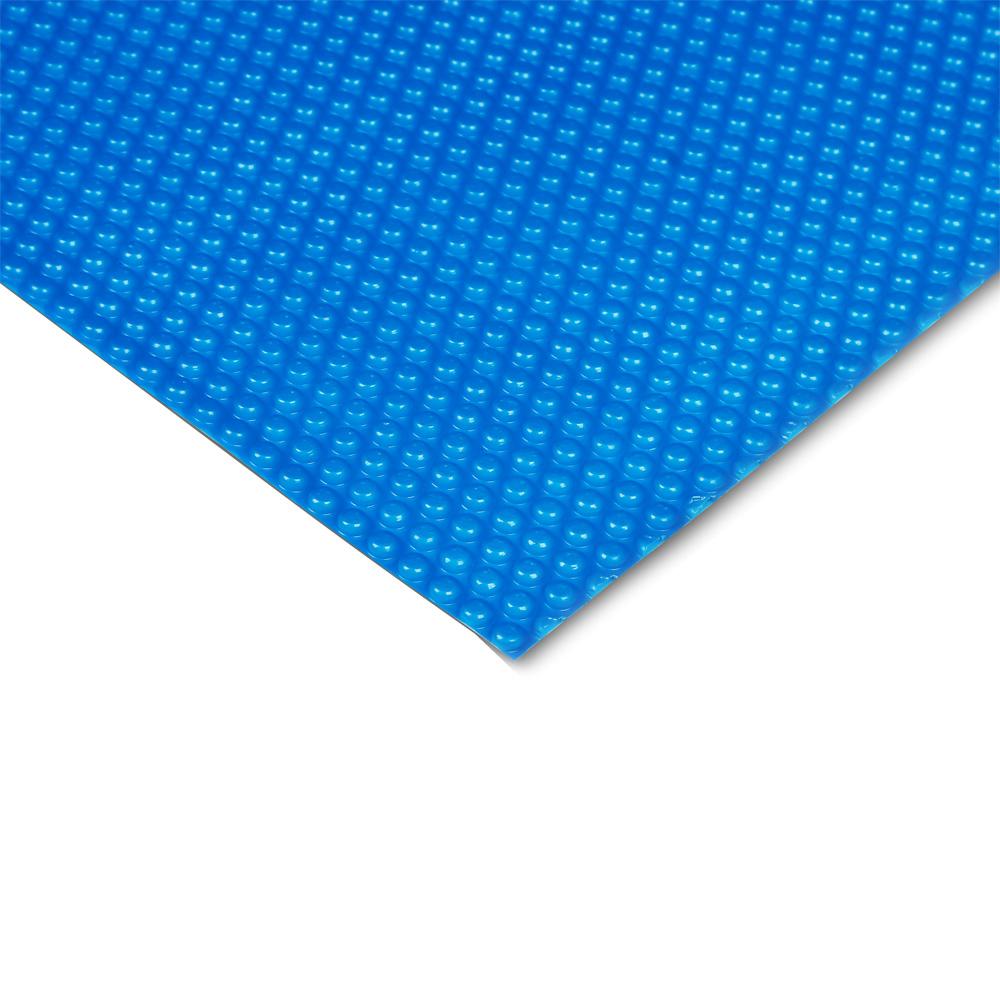 Détails Sur Piscine Feuille Solaire 4X6M Bleu Couverture De Piscine Bâche  Solaire Chauffage intérieur Bache Chauffante Piscine Intex