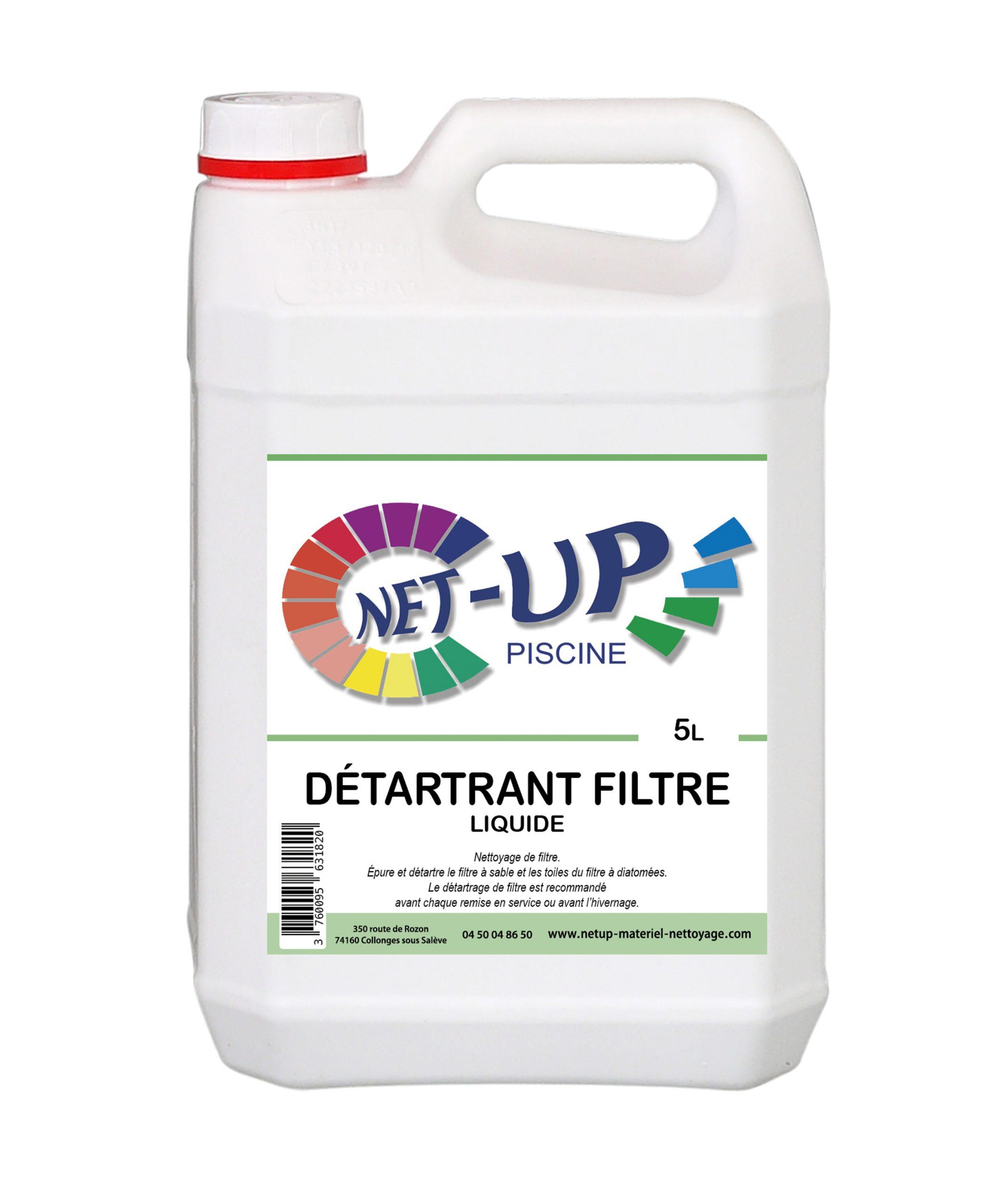 Detartrant Filtre 5L 33,98 € Ocedis encequiconcerne Anti Calcaire Piscine