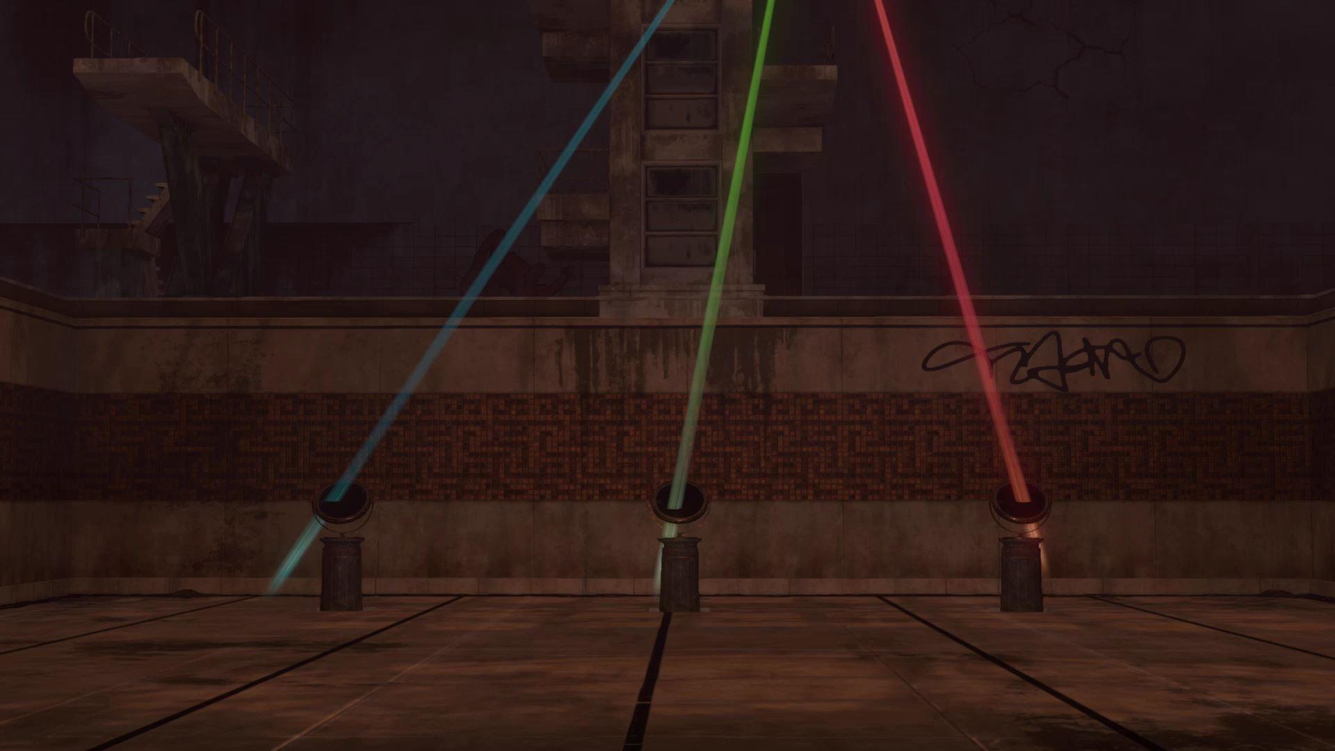 Dévoiler L'entrée Du Temple Lune Rouge - Soluce Syberia 3 ... serapportantà Lentilles Piscine