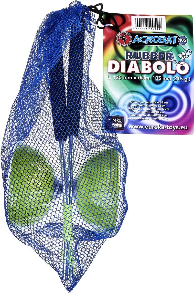 Diabolo 105Caoutchouc Aluminium 12 X 10,5 Cm Vert Foncé avec Piscine Diabolo