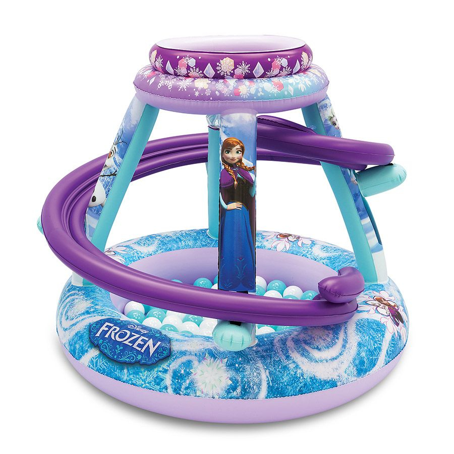 Disney Frozen Forever Sisters Playland With Balls | Toys R ... concernant Piscine A Balle Toysrus