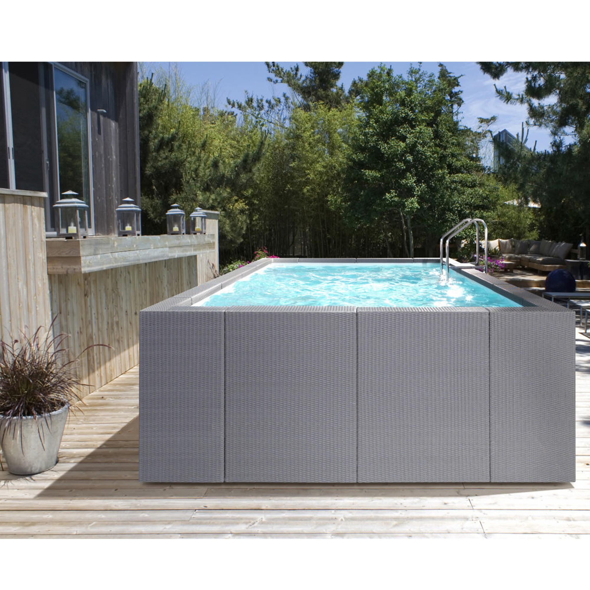 Dolcevita Diva | Jacuzzi And Minipools | Wellness And Spa ... à Piscine Freedom