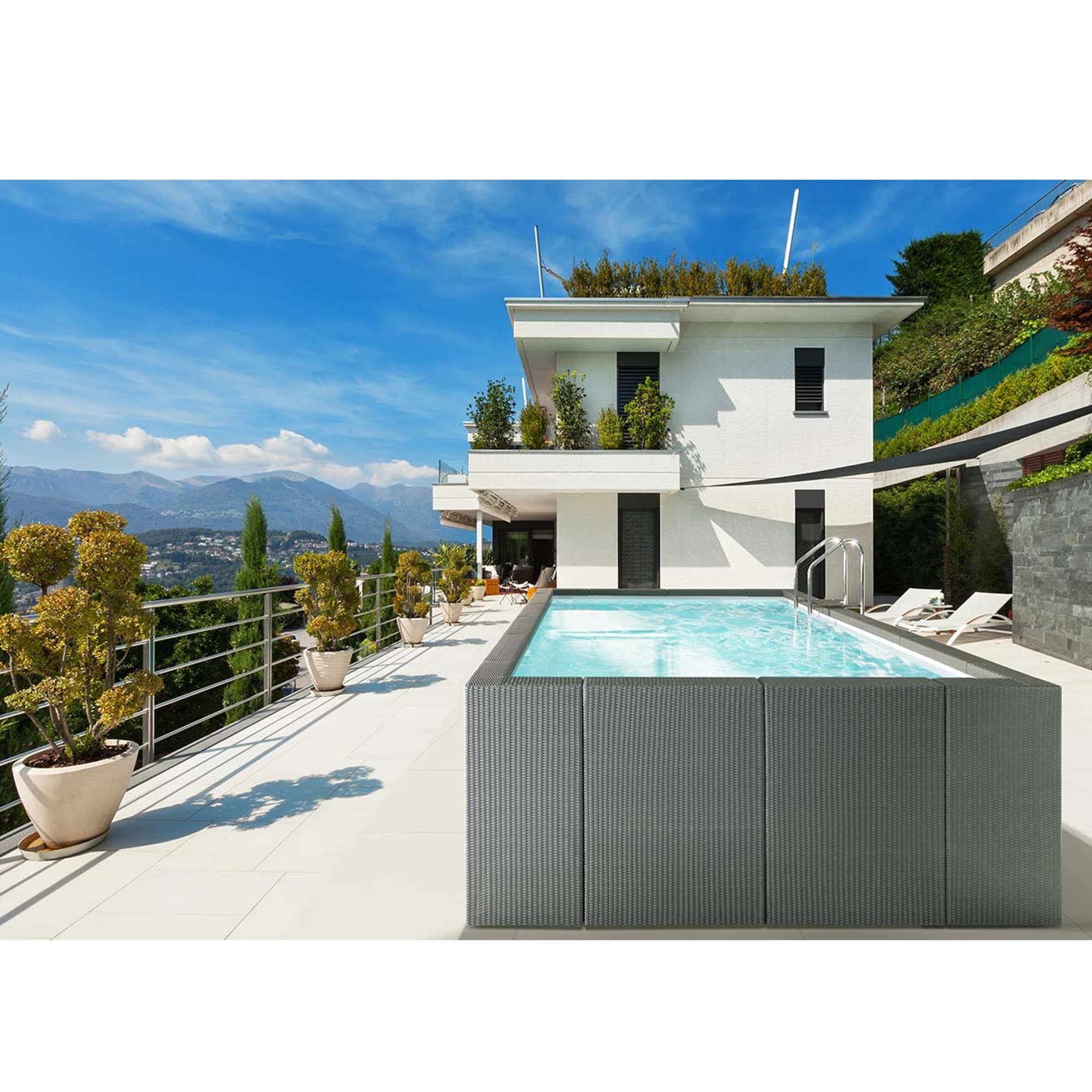 Dolcevita Diva | Jacuzzi And Minipools | Wellness And Spa ... encequiconcerne Freedom Piscine