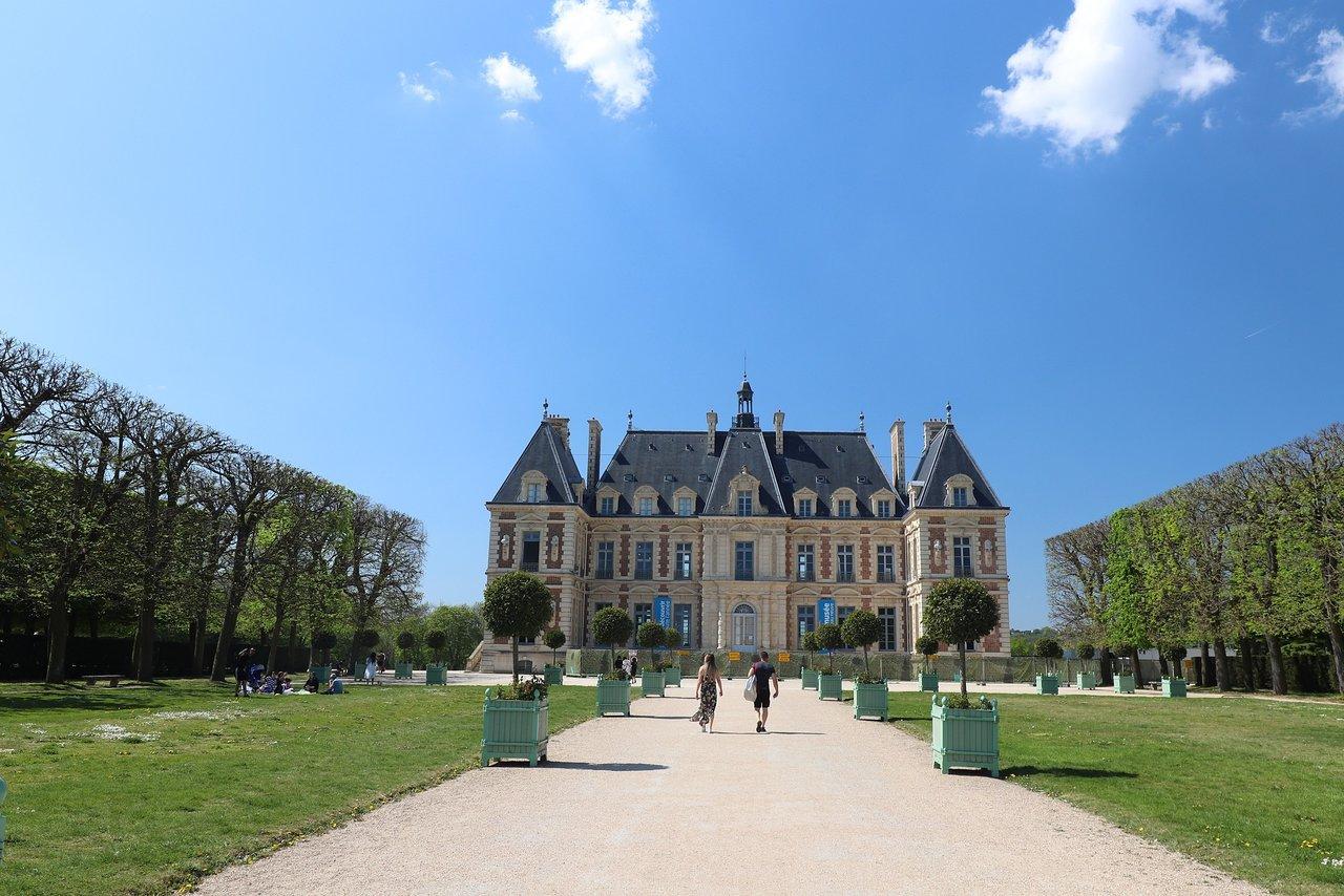 Domaine De Sceaux - Domaine De Sceaux Yorumları - Tripadvisor dedans Piscine Sceaux
