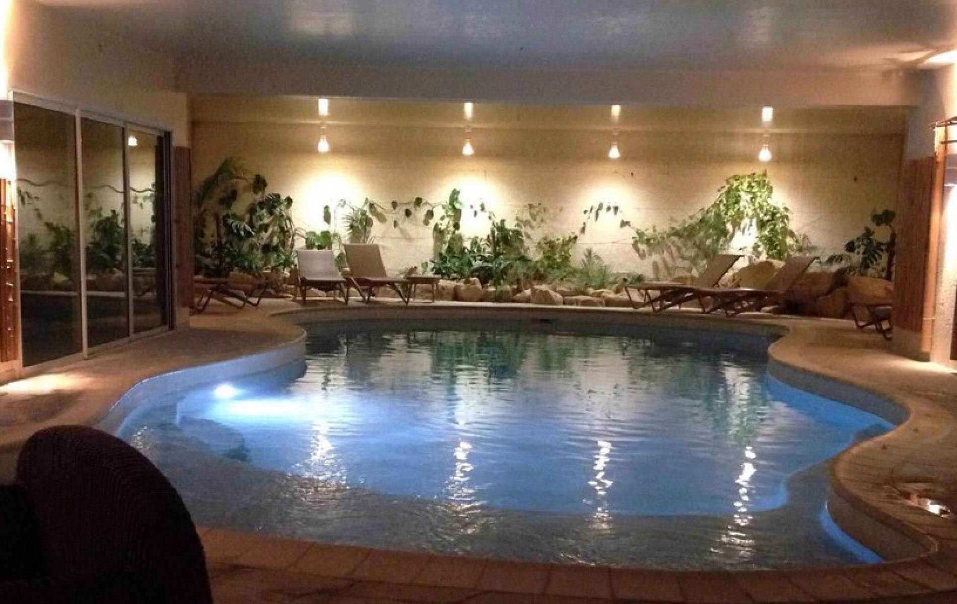 Domaine Villers Et Spa - Le Guide Des Chateaux De France À ... dedans Hotel Avec Piscine Normandie