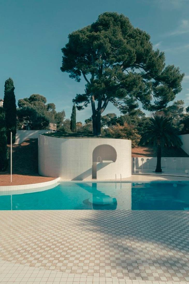 """Domestic Pools"""" At Villa Noailles - Bmiaa concernant Piscine De Loos"""