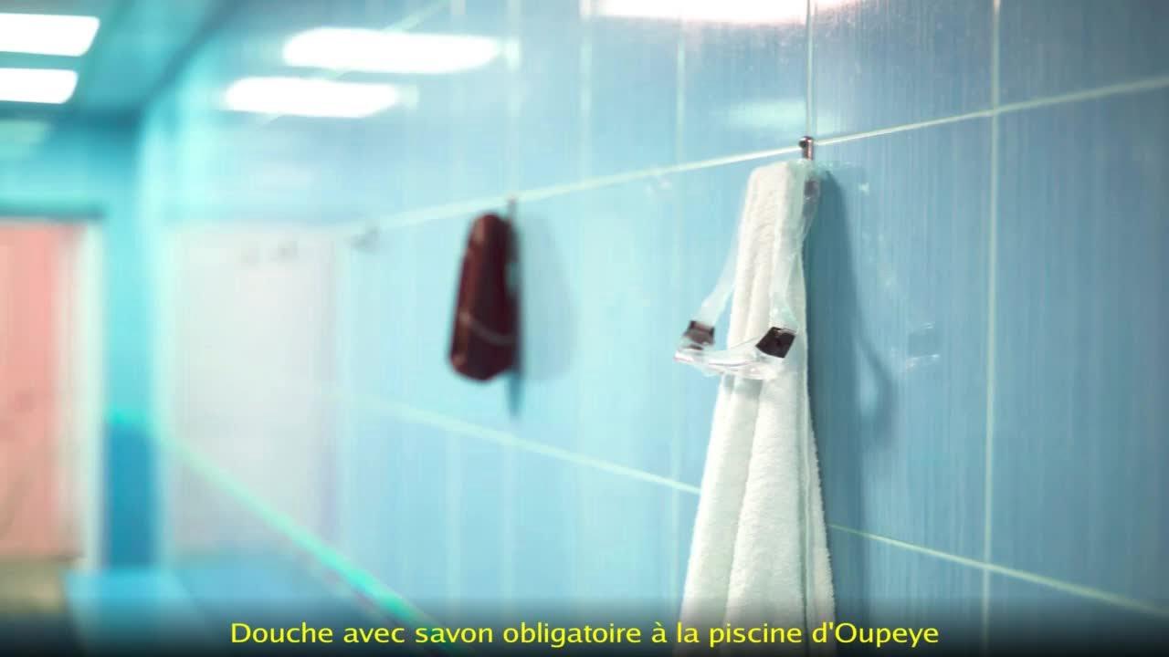 Douche Avec Savon Obligatoire À La Piscine D'oupeye concernant Pédiluve Piscine