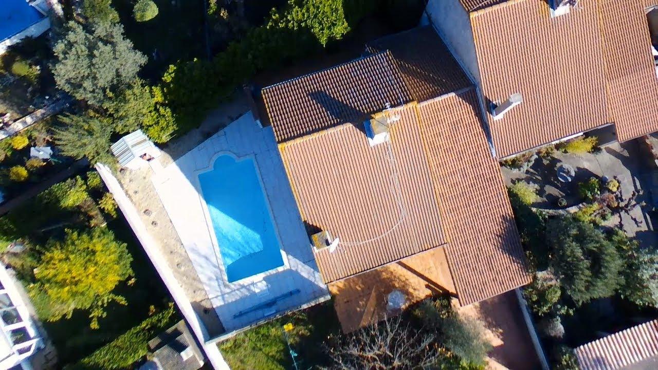 [Drone] Maison Avec Piscine À Vendre À Carcassonne serapportantà Maison Avec Piscine A Vendre