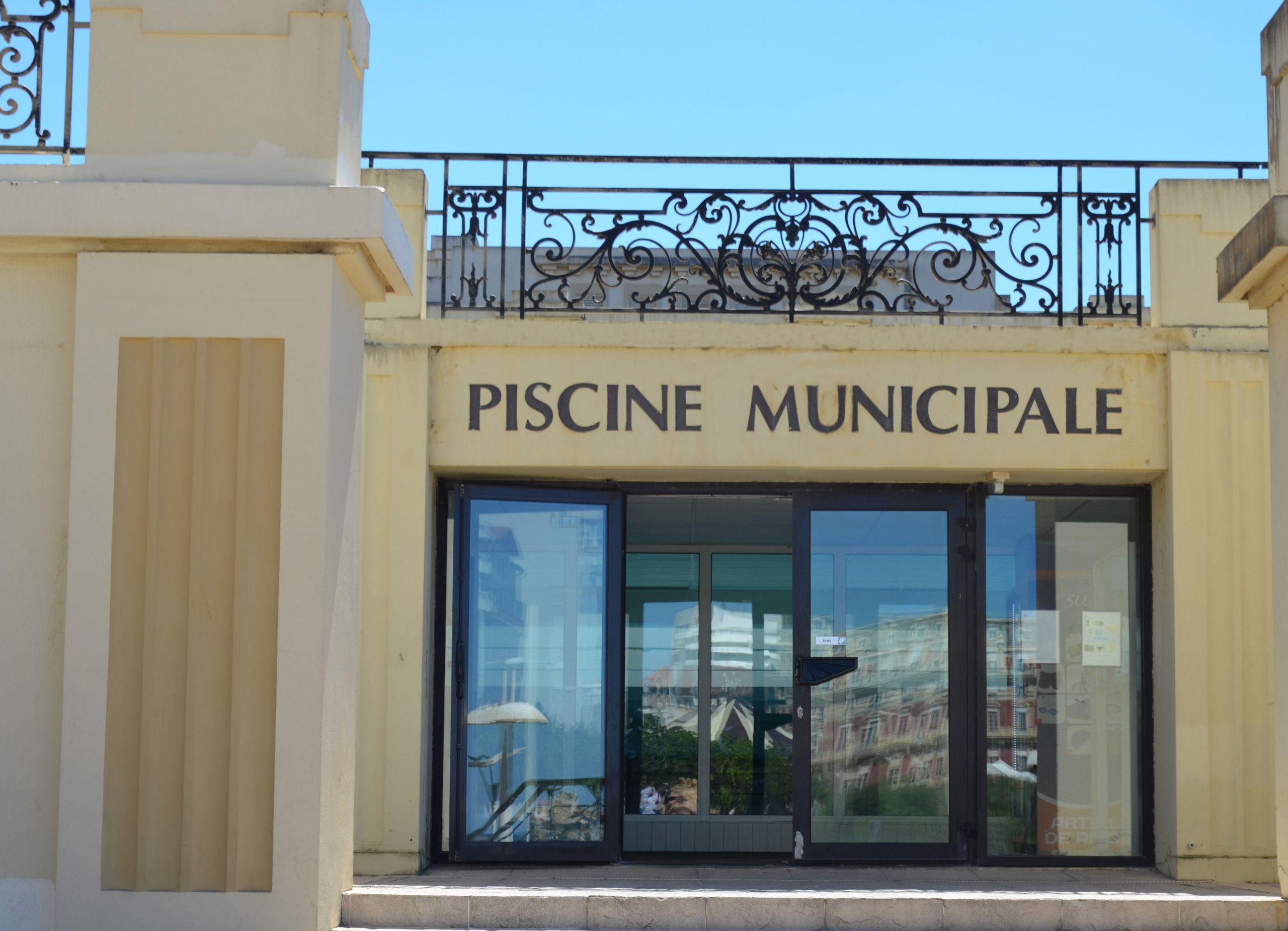 Du Nouveau À La Piscine Municipale pour Piscine Municipale Biarritz