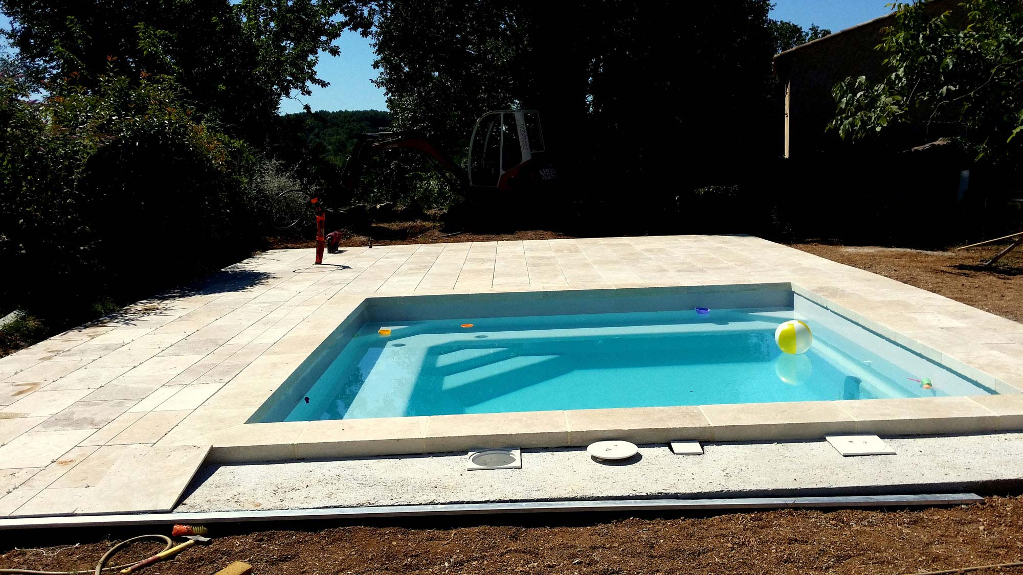 Duculty Kit Piscines : Construction De Piscines Dans Le Var ... tout Piscine Excel