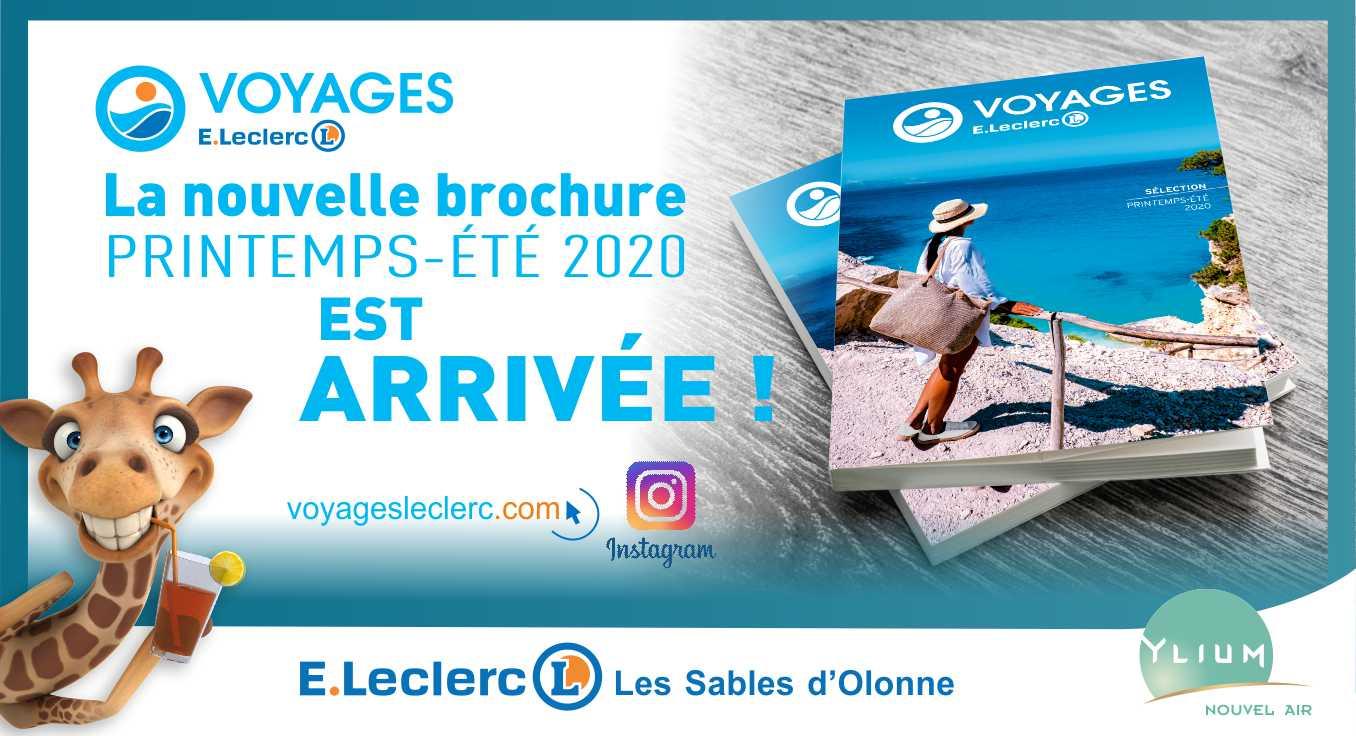 E.leclerc Les Sables D'olonne - Olonne - Hypermarchés E.leclerc concernant Leclerc Piscine Gonflable