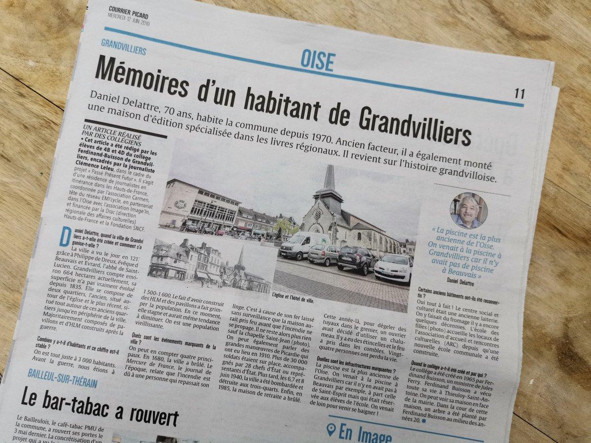"""টুইটারে Clémence Leleu: """"l'article Rédigé Par Mes ... destiné Piscine Grandvilliers"""