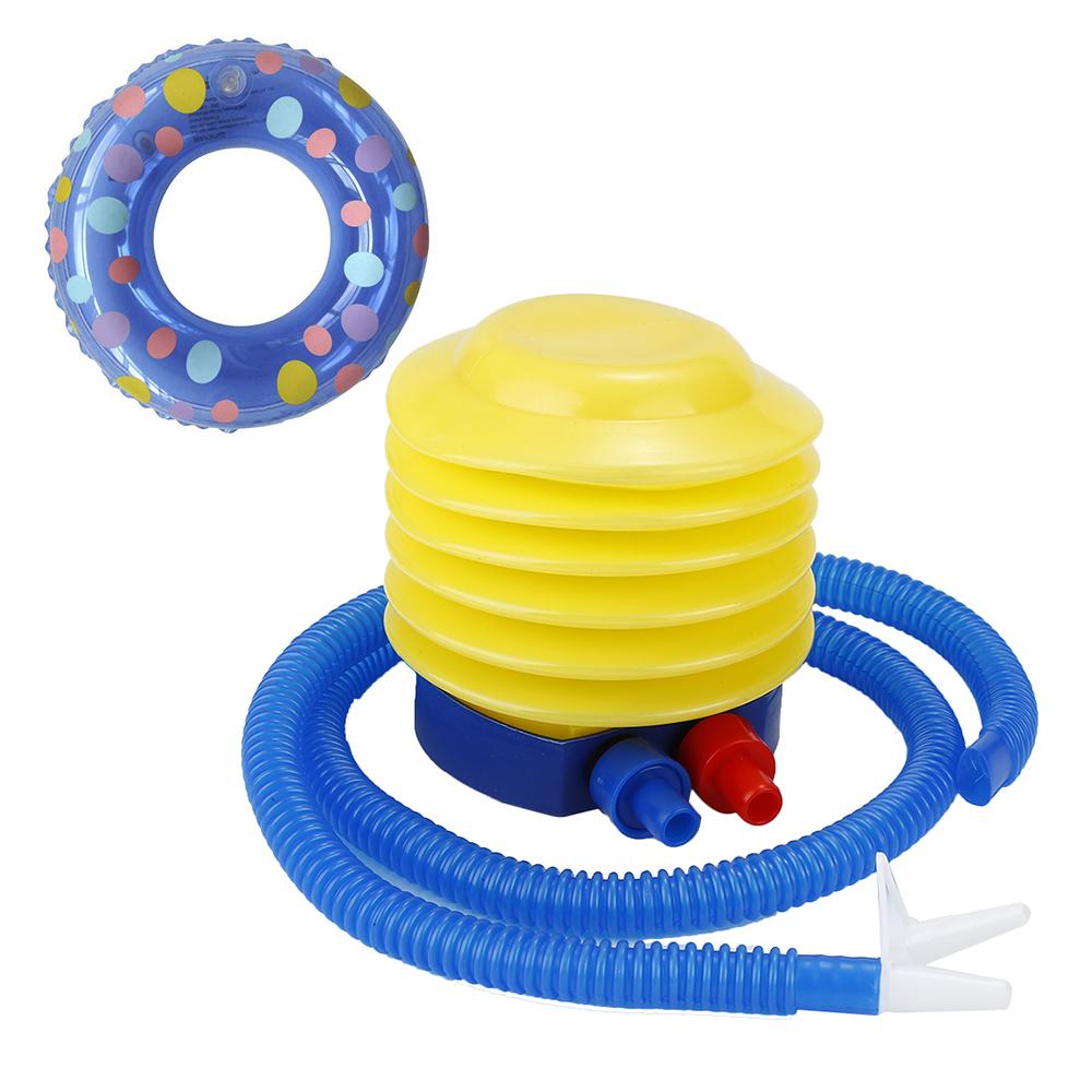 €1.61 20% De Réduction|Ballon De Piscine Air Gonflable Pompe Ballons  Gonfleur De Pied Pompe Gonfleur De Piscine Pompe Pour Anneaux De Natation  ... concernant Gonfleur Piscine