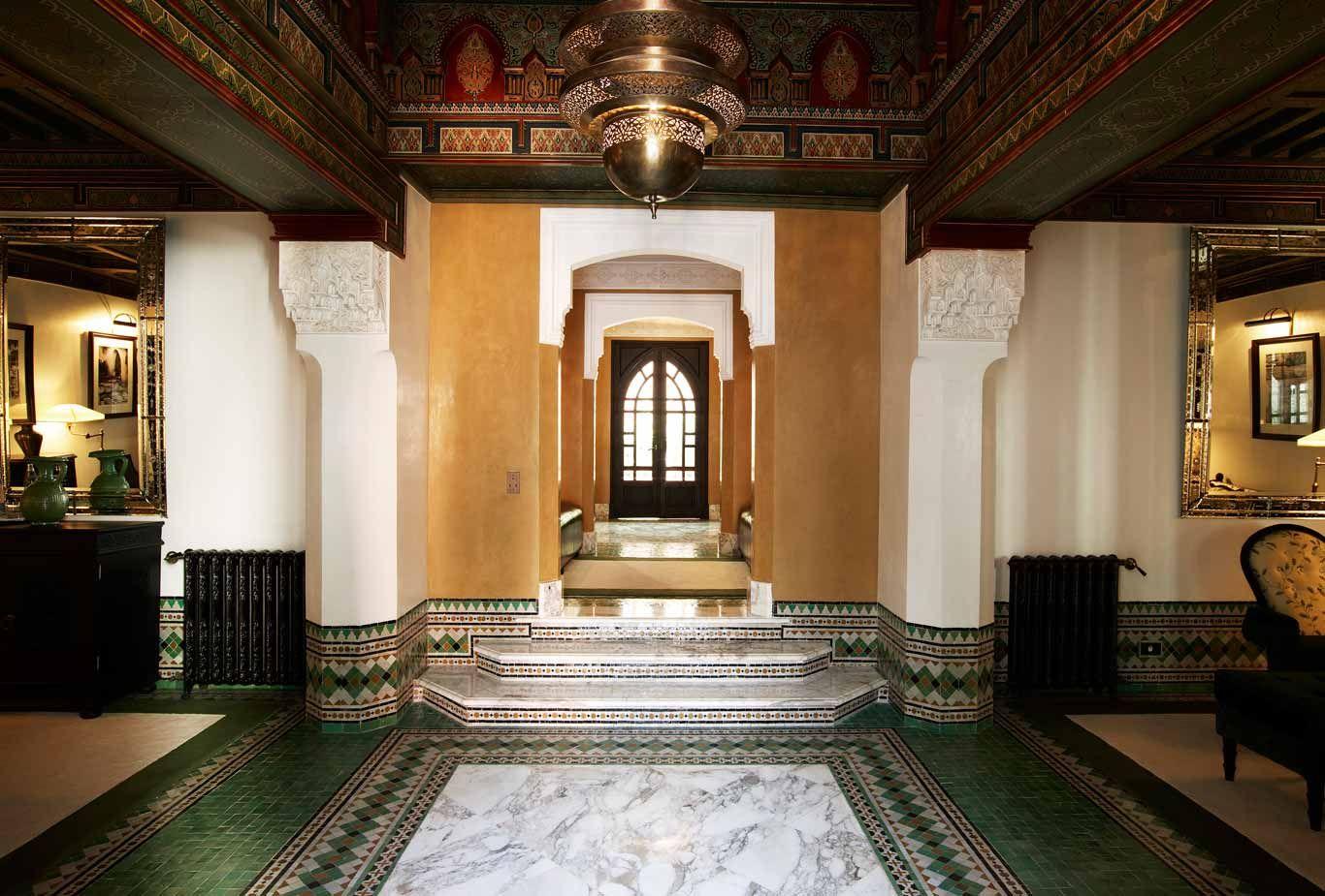 → Riad De Luxe Avec Piscine À Marrakech   Dans Le Palace ... avec Riad Marrakech Avec Piscine