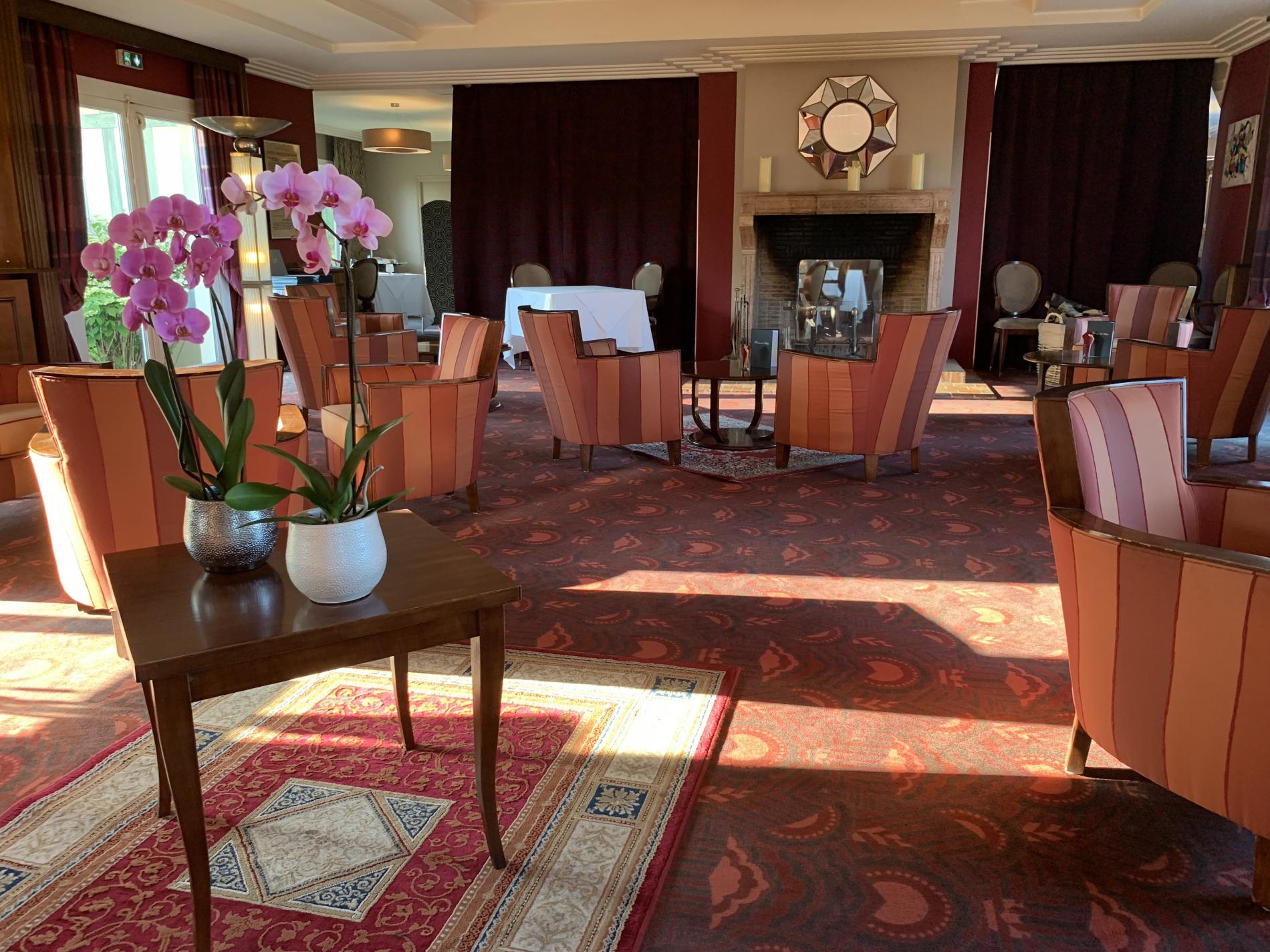 ∞ Hotel Deauville – Hôtel Restaurant Vue Mer Avec Piscine ... concernant Horaires Piscine Deauville