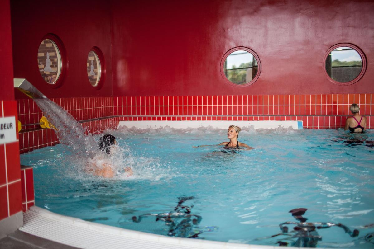 ▷ Espacéo Les Bains De Seine Mauldre ▷ Aubergenville ... à Piscine Aubergenville